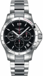Longines Conquest Automatic Chronograph 44.5mm L3.697.4.56.6 watch