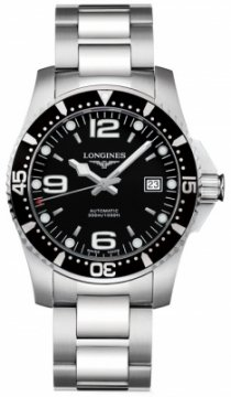 Longines HydroConquest Automatic 39mm L3.741.4.56.6 watch