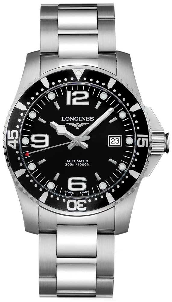 Longines Hydroconquest Automatic >> Buy this new Longines HydroConquest Automatic 41mm L3.742 ...