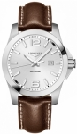 Longines Conquest Quartz 43mm L3.760.4.76.5 watch
