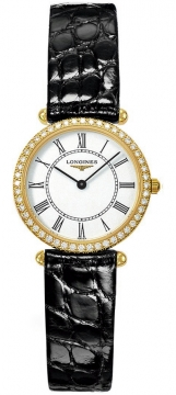 Longines La Grande Classique Quartz 24mm Ladies watch, model number - L4.191.7.11.0, discount price of £3,145.00 from The Watch Source