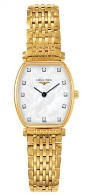 Longines La Grande Classique Tonneau - Small L4.205.2.87.8 watch