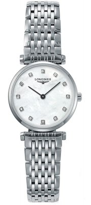 Longines La Grande Classique Quartz 24mm L4.209.4.87.6 watch