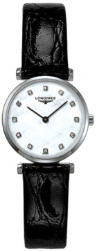 Longines La Grande Classique Quartz 24mm Ladies watch, model number - L4.209.4.87.2, discount price of £770.00 from The Watch Source