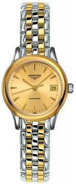 Longines Flagship Automatic 26mm L4.274.3.32.7 watch