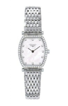 Longines La Grande Classique Tonneau - Small Ladies watch, model number - L4.288.0.87.6, discount price of £2,180.00 from The Watch Source