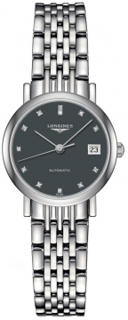 Longines Elegant Automatic 25.5mm Ladies watch, model number - L4.309.4.78.6, discount price of £1,085.00 from The Watch Source