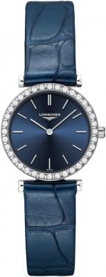 Buy this new Longines La Grande Classique Quartz 24mm L4.341.0.95.2 ladies watch for the discount price of £2,040.00. UK Retailer.