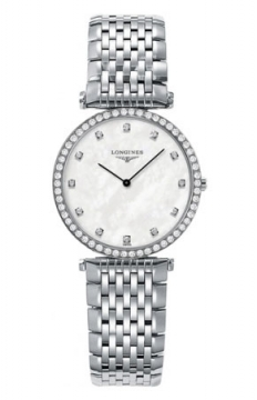Longines La Grande Classique Quartz 29mm Ladies watch, model number - L4.513.0.87.6, discount price of £2,240.00 from The Watch Source