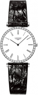 Buy this new Longines La Grande Classique Quartz 29mm L4.523.0.11.2 ladies watch for the discount price of £2,044.00. UK Retailer.