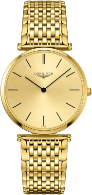 Longines La Grande Classique Quartz 36mm L4.755.2.32.8 watch