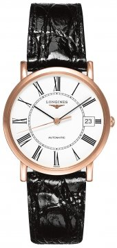 Longines Elegant Automatic 34.5mm L4.778.8.11.0 watch
