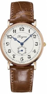 Longines Heritage Classic L4.785.8.73.2 watch