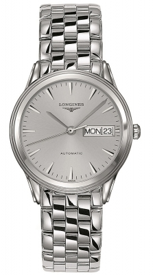 Longines Flagship Automatic Day Date 35.6mm L4.799.4.72.6 watch