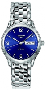 Longines Flagship Automatic Day Date L4.799.4.96.6 watch