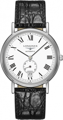 Longines Presence Automatic 38.5mm L4.805.4.11.2 watch