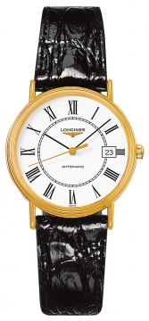 Longines Presence Automatic 34.5mm L4.821.2.11.2 watch