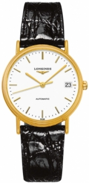 Longines Presence Automatic 34.5mm L4.821.2.12.2 watch