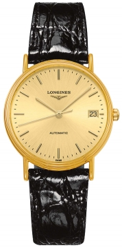Longines Presence Automatic 34.5mm L4.821.2.32.2 watch