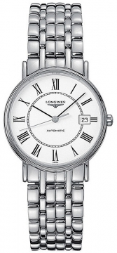 Longines Presence Automatic 34.5mm L4.821.4.11.6 watch