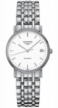 Longines Presence Automatic 34.5mm L4.821.4.12.6 watch