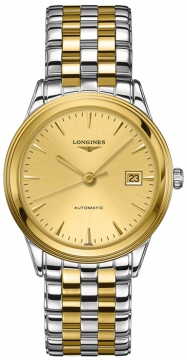 Longines Flagship Automatic 38.5mm L4.874.3.32.7 watch