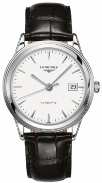 Longines Flagship Automatic Mens watch, model number - L4.874.4.12.2, discount price of £879.00 from The Watch Source
