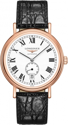 Longines Presence Automatic 40mm L4.905.1.11.2 watch
