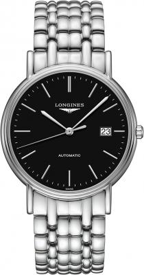 Longines Presence Automatic 38.5mm L4.921.4.52.6 watch