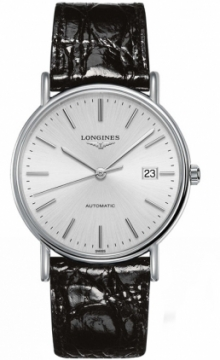 Longines Presence Automatic 38.5mm L4.921.4.72.2 watch