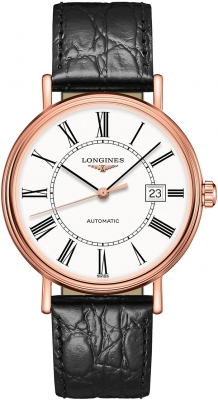 Longines Presence Automatic 40mm L4.922.1.11.2 watch