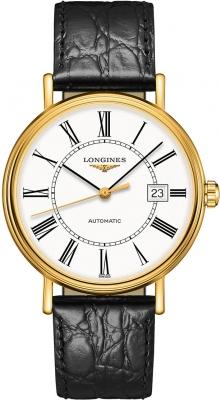 Longines Presence Automatic 40mm L4.922.2.11.2 watch