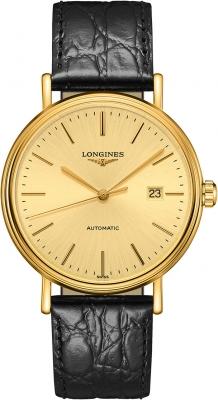 Longines Presence Automatic 40mm L4.922.2.32.2 watch