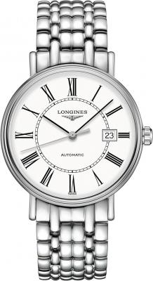 Longines Presence Automatic 40mm L4.922.4.11.6 watch