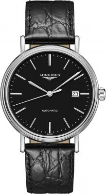 Longines Presence Automatic 40mm L4.922.4.52.2 watch