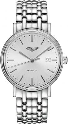 Longines Presence Automatic 40mm L4.922.4.72.6 watch