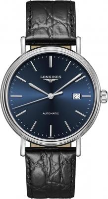 Longines Presence Automatic 40mm L4.922.4.92.2 watch