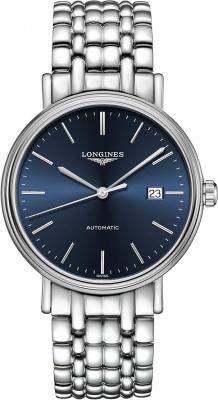 Longines Presence Automatic 40mm L4.922.4.92.6 watch