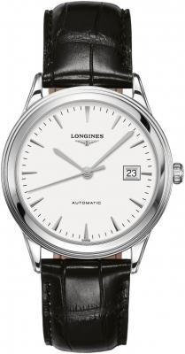 Longines Flagship Automatic 38.5mm L4.974.4.12.2 watch