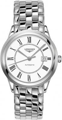 Longines Flagship Automatic 38.5mm L4.974.4.21.6 watch