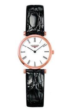 Longines La Grande Classique Quartz 24mm Ladies watch, model number - L4.209.1.91.2, discount price of £637.00 from The Watch Source