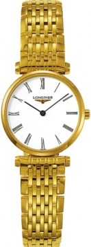 Longines La Grande Classique Quartz 24mm Ladies watch, model number - L4.209.2.11.8, discount price of £685.00 from The Watch Source