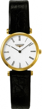 Longines La Grande Classique Quartz 24mm Ladies watch, model number - L4.209.2.11.2, discount price of £637.00 from The Watch Source