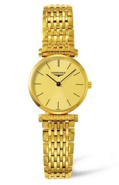 Longines La Grande Classique Quartz 24mm L4.209.2.32.8 watch