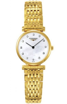 Longines La Grande Classique Quartz 24mm Ladies watch, model number - L4.209.2.87.8, discount price of £960.00 from The Watch Source