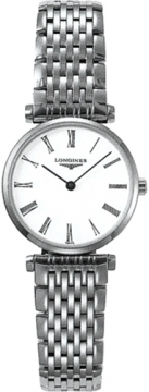 Longines La Grande Classique Quartz 24mm Ladies watch, model number - L4.209.4.11.6, discount price of £586.00 from The Watch Source