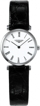 Longines La Grande Classique Quartz 24mm Ladies watch, model number - L4.209.4.11.2, discount price of £586.00 from The Watch Source