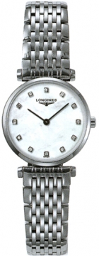 Longines La Grande Classique Quartz 24mm Ladies watch, model number - L4.209.4.87.6, discount price of £816.00 from The Watch Source