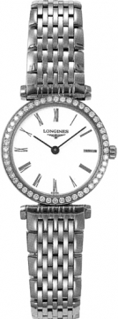 Longines La Grande Classique Quartz 24mm Ladies watch, model number - L4.241.0.11.6, discount price of £1,955.00 from The Watch Source