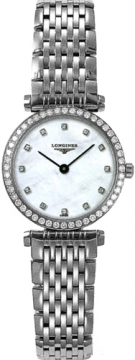 Longines La Grande Classique Quartz 24mm Ladies watch, model number - L4.241.0.80.6, discount price of £2,065.00 from The Watch Source